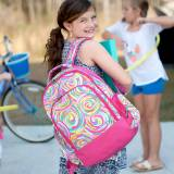 Personalized Summer Sorbet Backpack