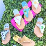 Palm Beach Sandals Tropical Collection