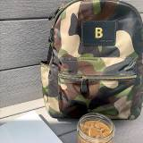 Boulevard Brandy Camo Backpack