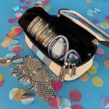Boulevard Clara Bangle Bar Jewelry Case  . . .