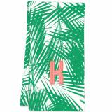 Clairebella Palm Leaves Hostess Towel