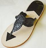 Palm Beach Flagler Sandal - A Higher Cut -  . . .