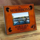 Personalized Picture Frames Cabin Series