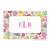 Boatman Geller Personalized Bright Floral  . . .