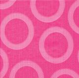 Personalized Pink Circles Napkins