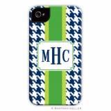 Personalized IPhone Case Alex Houndstooth  . . .
