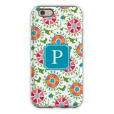 Personalized IPhone Case Suzani Pattern