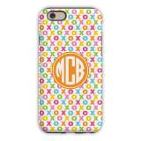 Personalized IPhone Case Hugs & Kisses
