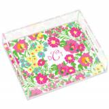 Lilly Pulitzer Personalized Serving Trays