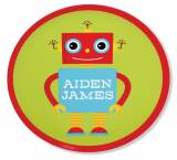 Personalized Child's Melamine Plate  . . .