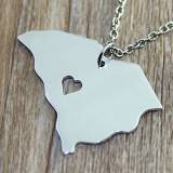State Identity Necklace