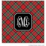 Red Plaid Coasters