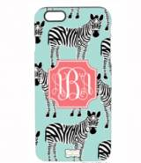 Monogrammed Tough Stuff Iphone Case For  . . .