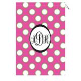 Monogram Laundry Bag With Pink, White And  . . .