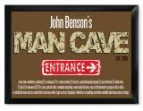 Personalized Man Cave Defined Pub Sign