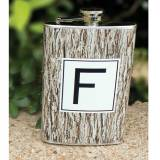 Monogrammed Flask For Men With Designs Of  . . .