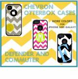 Customized Chevron OtterBox Commuter And  . . .
