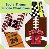 Customized Favorite Sport OtterBox  . . .