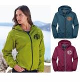 Monogrammed Eddie Bauer Packable Wind  . . .