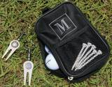 Monogrammed Golf Accessory Bag