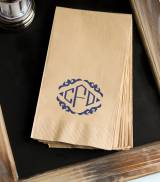 Personalized Guest Towels 3 Ply And Sold  . . .