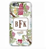 Personalized IPhone Case Chinoiserie Autumn