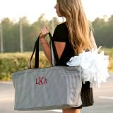 Personalized Houndstooth Ultimate Tote