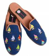 By Paige Ladies Needlepoint Rainbow Fleet  . . .