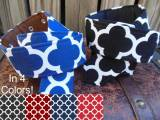 Loopty Loo  Quatrefoil Fabric Belt Strip  . . .