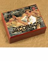 Personalized Cigar Humidor Fishing Guide