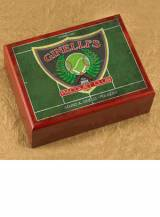 Personalized Racquet Club Cigar Humidor