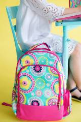 Monogrammed Piper Backpack With Device  . . .