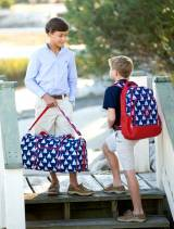 Monogrammed Sail Away Backpack With Device  . . .