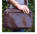 Jon Hart Personalized Man s Briefcase And  . . .