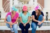 Monogrammed Trucker Hat Greek Sorority