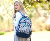 Monogrammed Emerson Paisley Backpack