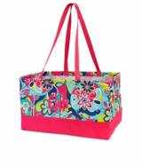 Monogrammed Tote Bag Crunch Rectangle In  . . .