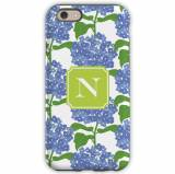 Personalized IPhone Case Sconset Blue