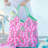 ON SALE! Monogrammed Beach Bag Pineapple  . . .