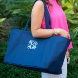 Personalized Navy Blue Ultimate Tote