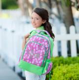 Personalized Pineapple Print Backpack