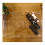 Monogrammed Etched Large Acrylic Tray