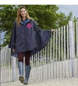 Pack And Go Poncho Monogrammed By Charles  . . .