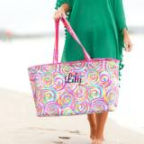 Personalized Summer Sorbet Ultimate Tote