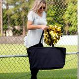Personalized Black Ultimate Tote
