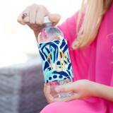 Monogrammed Make Waves Drink Wrap