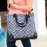 Personalized Carolina Night Travel Tote