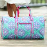 Personalized Marlee Mandala Duffel Bag