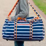 Personalized Line Up Duffel Bag