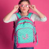 Personalized Hadley Bloom Backpack